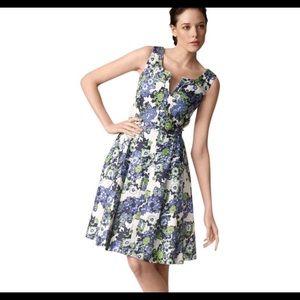 EUC Tory Burch Amalia Dress Linen Sz. 6
